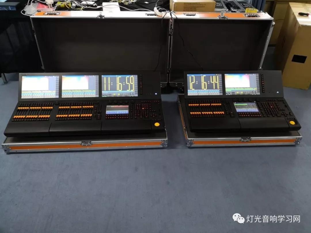 黑马二代控台和传统MA2控台的区别,性价比超级高